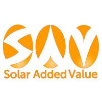 Logotipo Solar Added Value